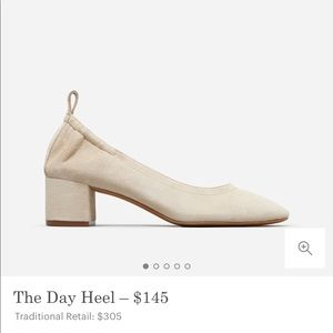 Everlane The Day Heel